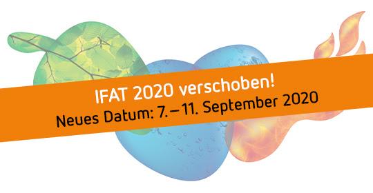 IFAT zmienia termin