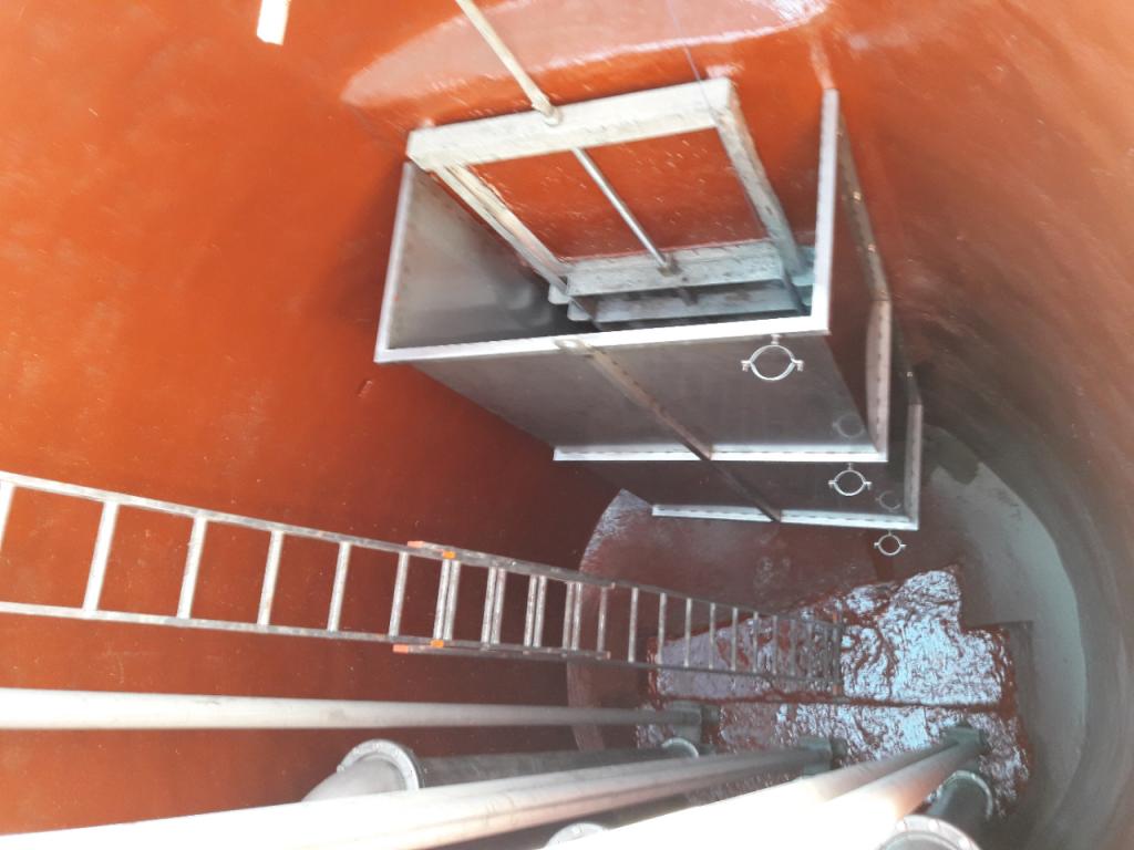 Fot 4.1 Komora po renowacji