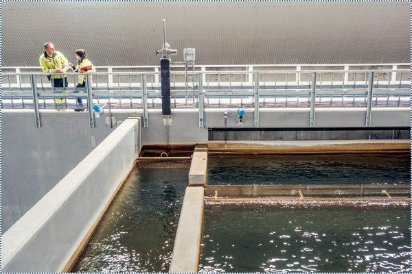 Fot. 2. Zakład produkcji wody Oset Vannbehandlingsanlegg w Oslo