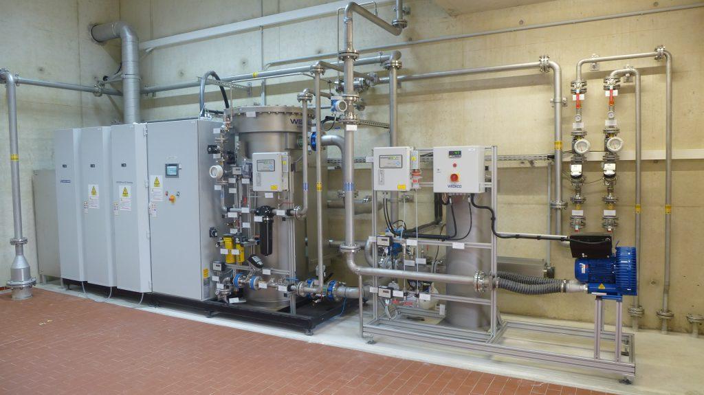 Fot. Generator ozonu Wedeco SMOevo
