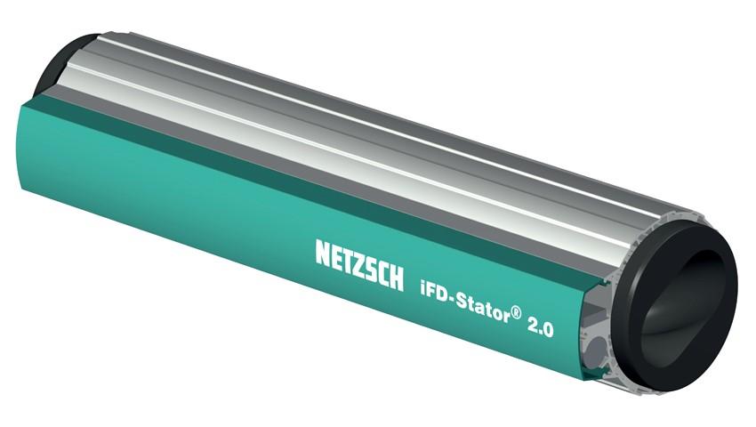 Fot. 4. Konstrukcja statora iFD®-2.0 zdecydowanie ułatwia jego wymianę razem z rotorem oraz skraca serwis