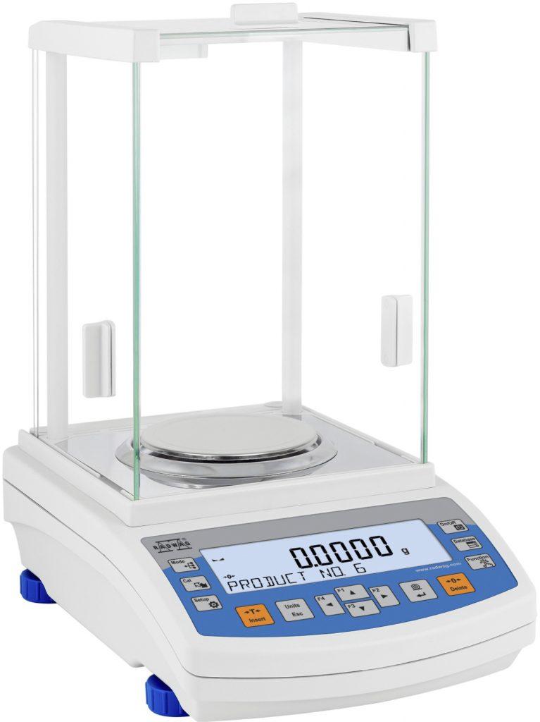 Rys. 5Waga analityczna AS 220.R2, max 220g, d = 0,1 mg, S = 0,08 mg