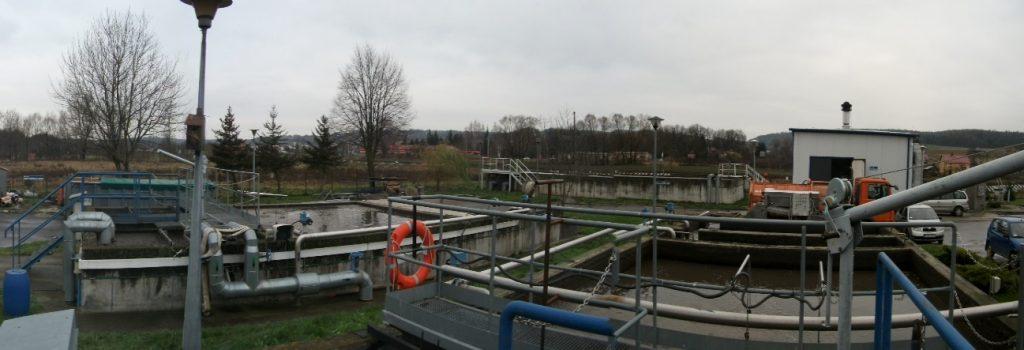 Fot. 2. Zintegrowane reaktory biologiczne (fot. własna)