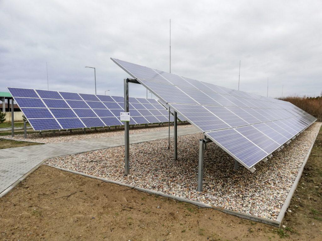 10. Instalacja fotowoltaiczna 40 kW el.