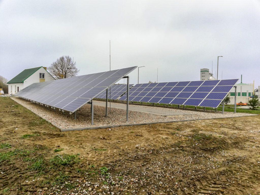 10.A. Instalacja fotowoltaiczna 40 kW el.